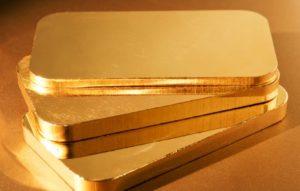 Mini lingotti in oro 24carati